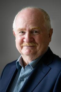 Dr John Edwards portrait